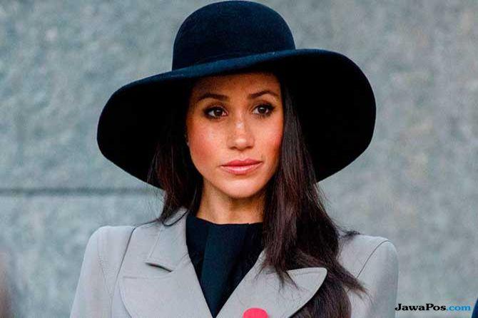 5 gaya fesyen Meghan Markle