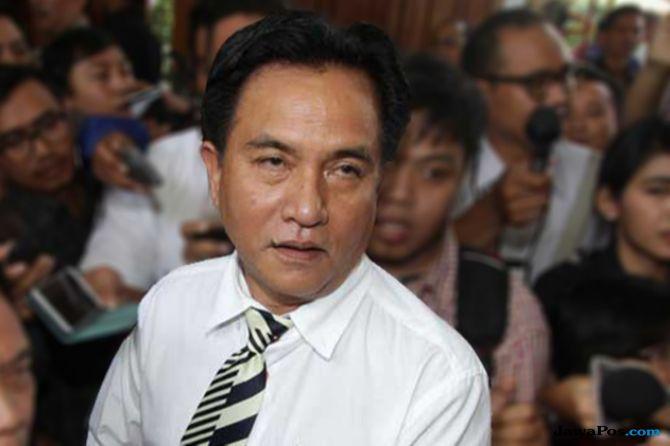 Yusril Isyaratkan Merapat ke Pasangan Jokowi-Ma'ruf