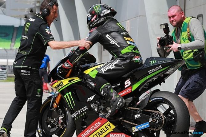 MotoGP, Monster Yamaha Tech 3, Hafizh Syahrin, Johann Zarco