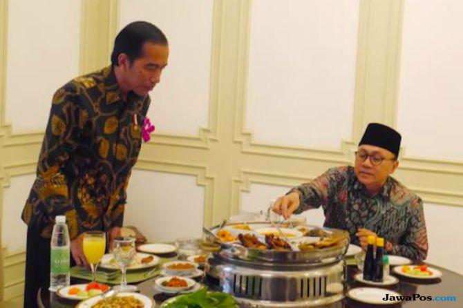 Jokowi dan Zulkifli