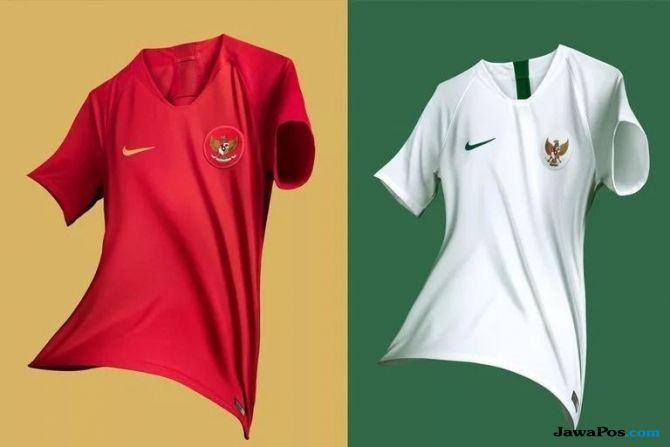 5 Jersey Termahal Kontestan Piala AFF 2018, Termasuk Indonesia