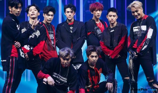 7 Momen Unik Comeback EXO, Mana Favoritmu?