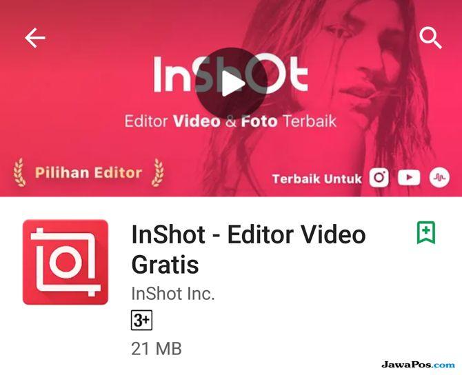 InShoot – Editor Video, edit video smartphone