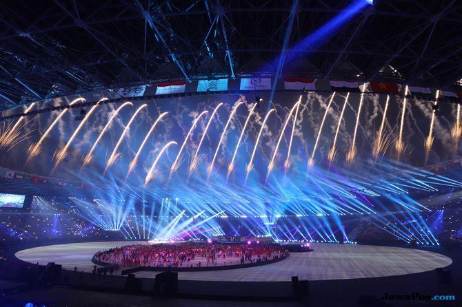Asian Games 2018, Closing Ceremony, OCA, Indonesia, Tiongkok
