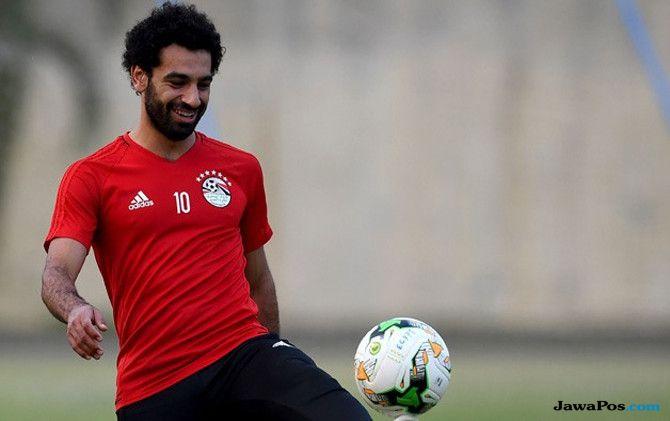 Piala Dunia 2018, World Cup 2018, Lebaran, Idul Fitri 1439 H, Timnas Mesir, Mohamed Salah