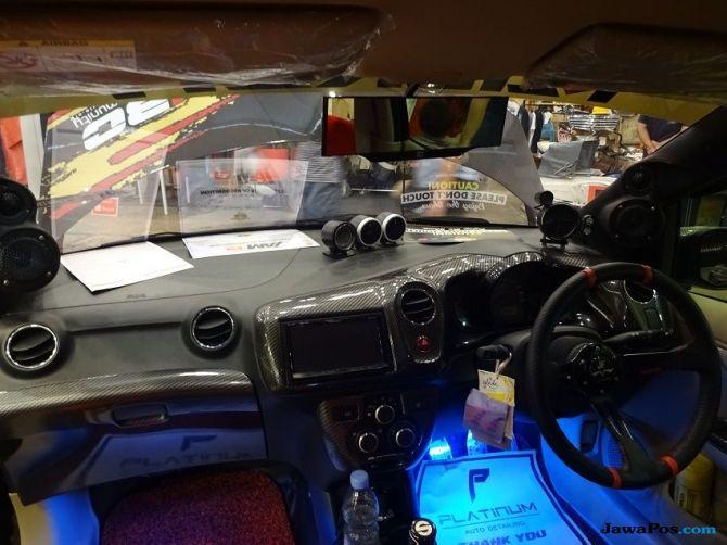 Honda Brio Racing Look: Lebih Sporty dan Gahar