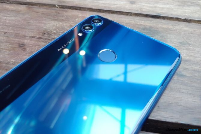 Honor 8X, Honor 8X Indonesia, Honor 8X spesifikasi