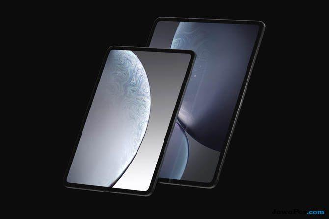 iPad terbaru, iPad pro 2018, iPad pro bocoran