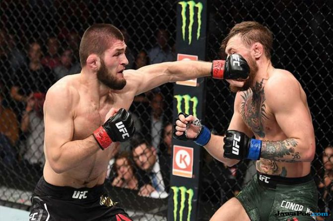 MMA, UFC, Khabib Nurmagomedov, Connor McGregor