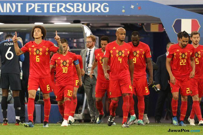 Prediksi Belgia vs Inggris, Timnas Belgia, Timnas Inggris, Piala Dunia 2018