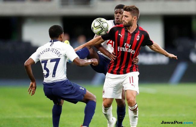 International Champions Cup 2018, ICC 2018, Tottenham Hotspur, AC Milan