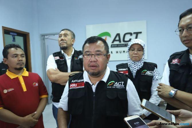 ACT: Gempa di Lombok Seharusnya Jadi Bencana Berskala Dunia