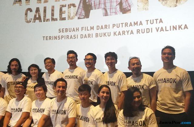 Adakah Veronica Tan di Film 'A Man Called Ahok'?