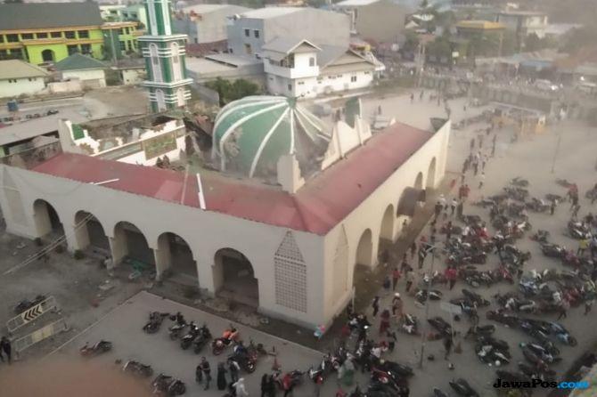 Airlangga: Bantuan Korban Gempa dan Tsunami Harus Segera Diupayakan