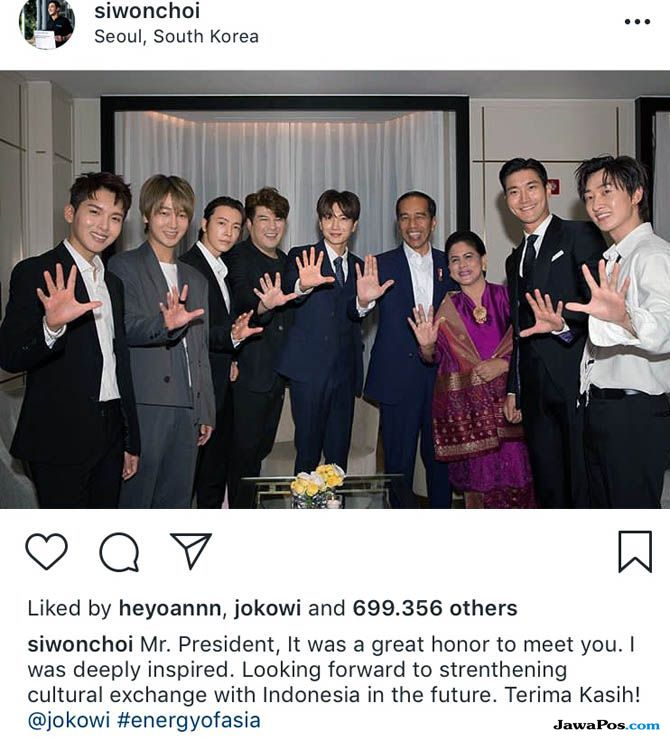 Lagu Mp3 Asian Games 2018 Via Vallen: Ajak Jokowi Goyang Dayung, Anggota Suju Belum Move On Dari