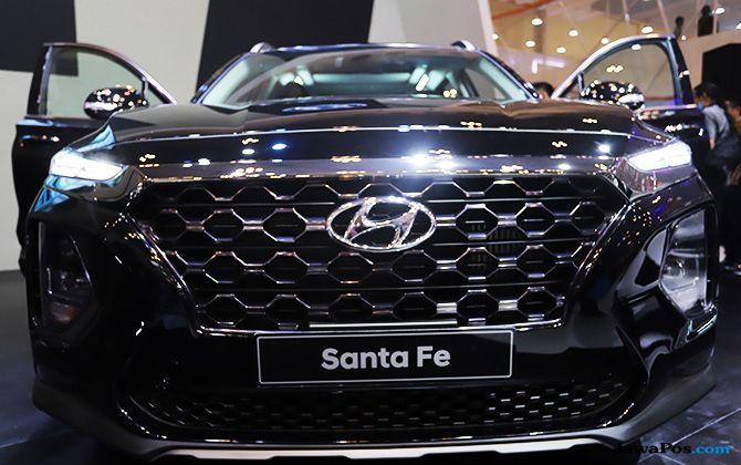 Akhirnya Generasi Keempat Hyundai Santa Fe Mengaspal Di Indonesia