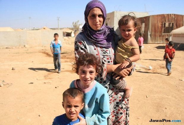 Alasan Pengungsi Syria Pilih Lari ke Perbatasan Israel dan Yordania