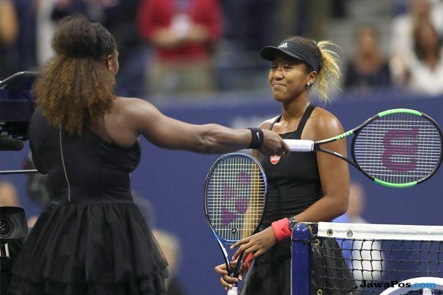 Tenis, AS Terbuka 2018, Naomi Osaka, Serena Williams
