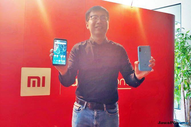 Xiaomi Mi A2, Xiaomi Mi A2 Lite, Xiaomi Mi A2 Indonesia