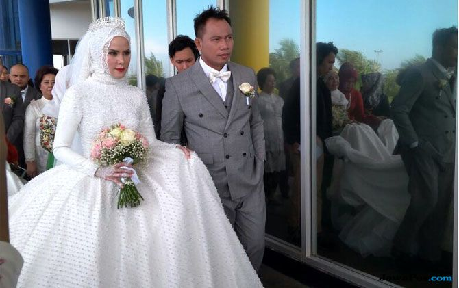 Angel Lelga Ungkap Ingin Segera Cerai dari Vicky Prasetyo