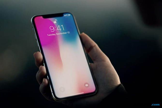 iPhone X, apple, chipset a12