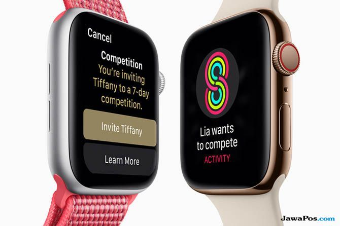 Apple Watch, Apple Watch 4, Apple Watch Series 4