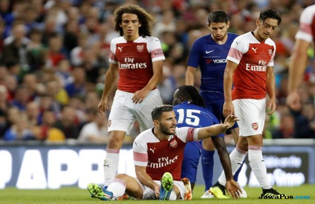 International Champions Cup 2018, ICC 2018, Arsenal, Chelsea