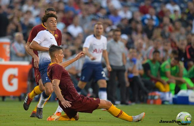 International Champions Cup 2018, ICC 2018, AS Roma, Tottenham Hotspur, AS Roma 1-4 Tottenham Hotspur