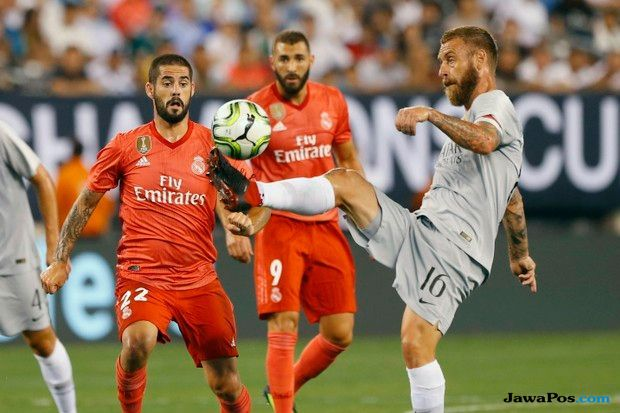 International Champions Cup 2018, ICC 2018, Real Madrid, AS Roma