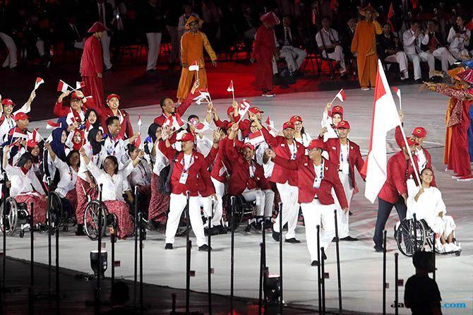 Asian Para Games Jadi Pengikis Duka Korban Gempa-Tsunami Sulteng