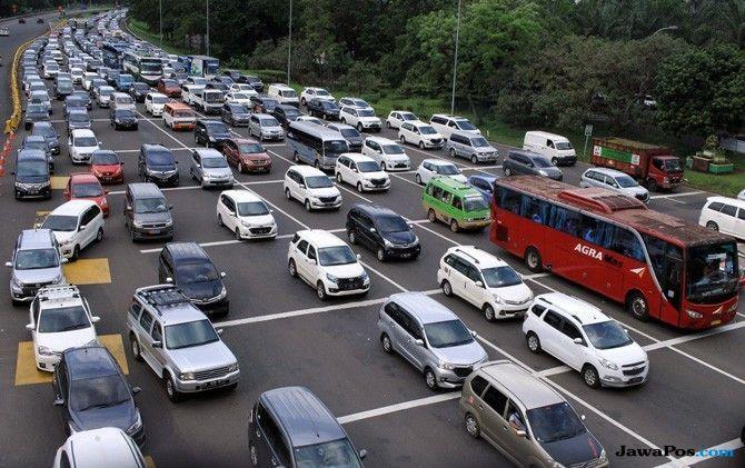 Atasi Kemacetan Saat Arus Balik, Begini Rekayasa Lalin Usulan Kemenhub