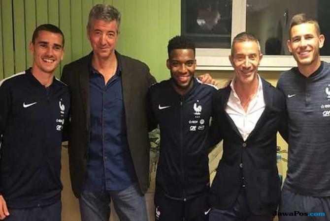 Atletico Madrid, Antoine Griezmann, Thomas Lemar, Lucas Hernandez