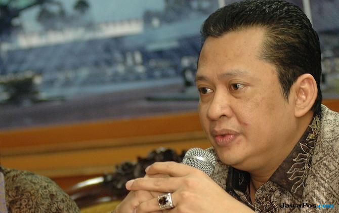 Ketua DPR RI Bambang Soesatyo (Bamsoet)