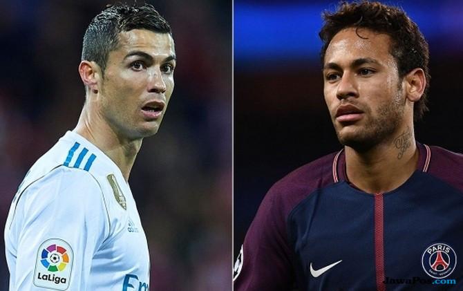 BBC vs MCN, Begini Perbandingan Ketajaman Lini Serang Madrid dan PSG