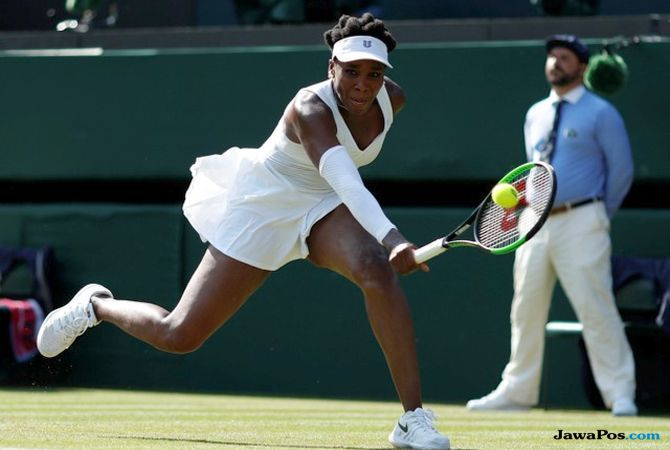 Wimbledon 2018, Venus Williams