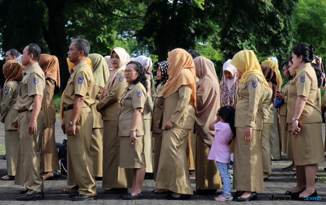 Belanja Pegawai di Atas 50 Persen, 134 Daerah Tak Dapat Jatah CPNS