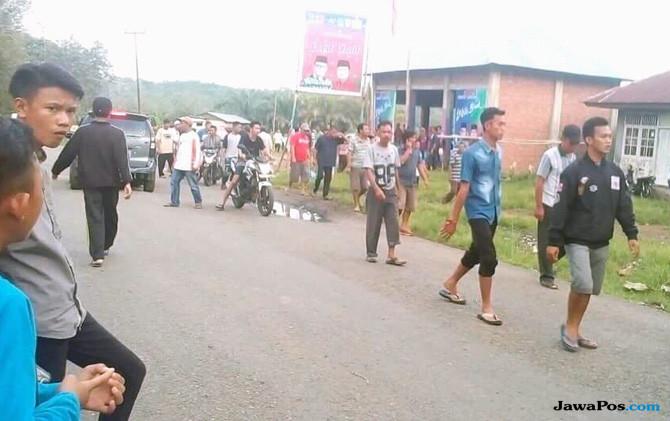 Bentrok Berdarah di Empat Lawang, Polda Sumsel Kerahkan Pasukan Khusus