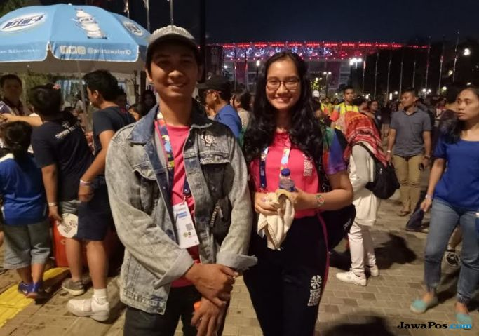 Asian Para Games 2018, Volunteer, Atlet Para Games