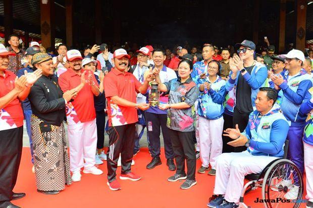 Asian Para Games 2018, INAPGOC