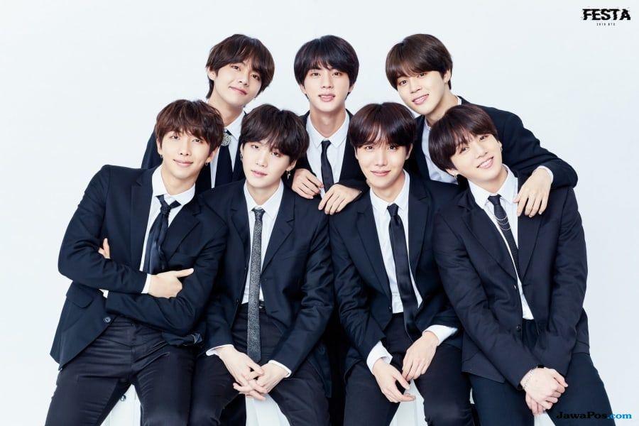BTS Mendunia, Big Hit Lampaui Penilaian Moneter YG Entertainment