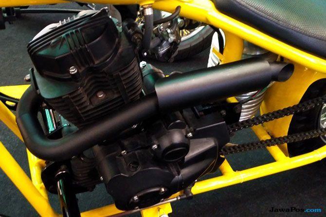 Builder Harap Motor Custom Punya Kelengkapan Surat Legal Sendiri