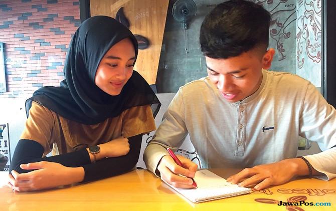 Calon Mahasiswa Penerima Beasiswa ITCC-Jawa Pos Merajut Mimpi di Tiongkok