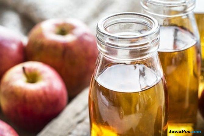 manfaat cuka apel, cuka apel untuk wajah, cara mengobati jerawat, obat jerawat,