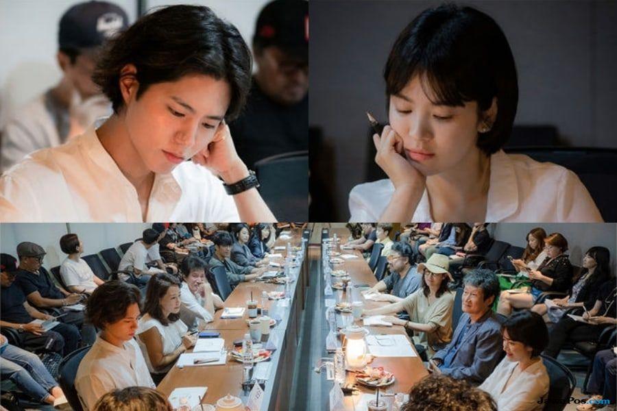 Catat Tanggal Main Drama Song Hye Kyo dan Park Bo Gum, 'Boyfriend!'