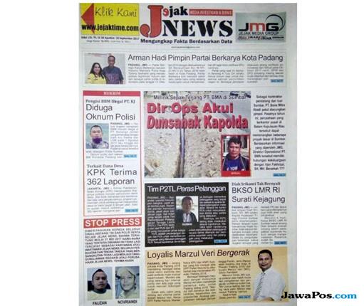 Koran Jejak News