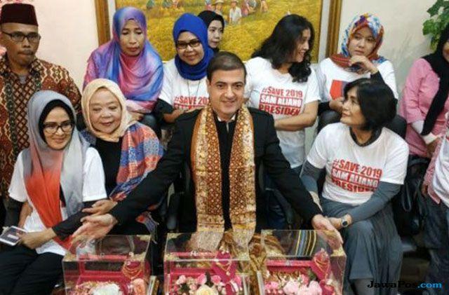 Cemarkan Nama Nikita Mirzani, Sam Aliano Ditetapkan Jadi Tersangka