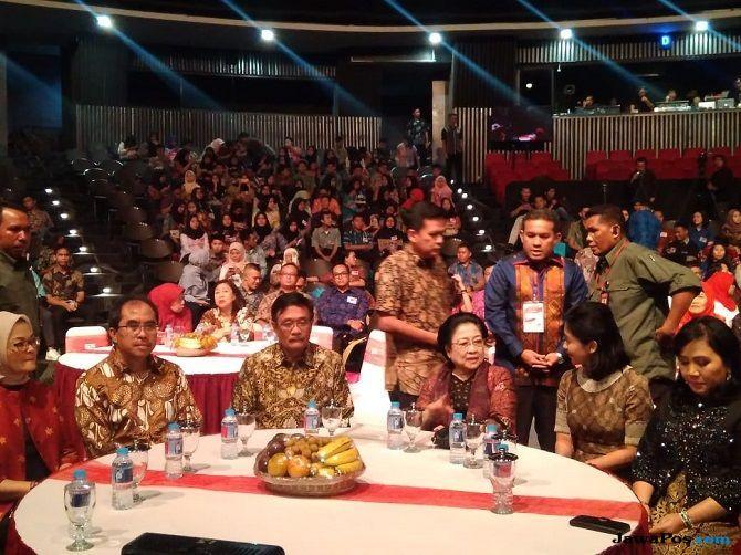 Cerita Megawati Tentang Sang Saka Merah Putih