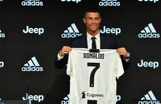Bursa transfer pemain, Cristiano Ronaldo, Juventus, Real Madrid