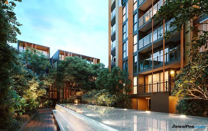 Crown Group Banderol Apartemen Eastlakes Live Mulai Rp 6 Miliar