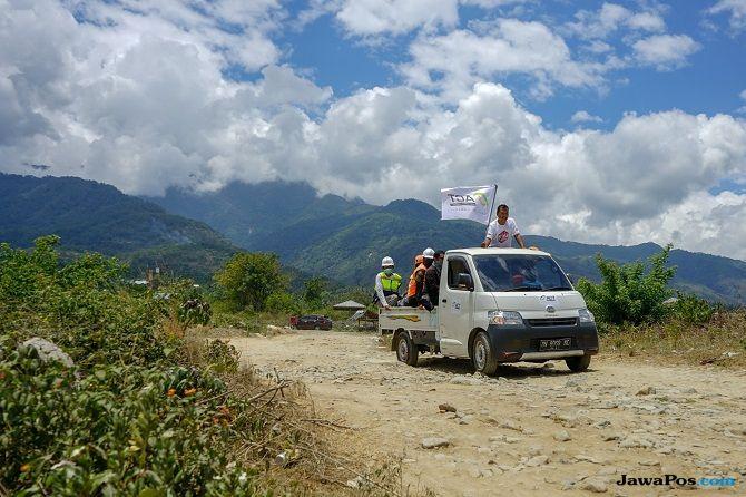 Daerah Terisolasi Sudah Bisa Diakses, Bantuan dan Logistik Tersalurkan